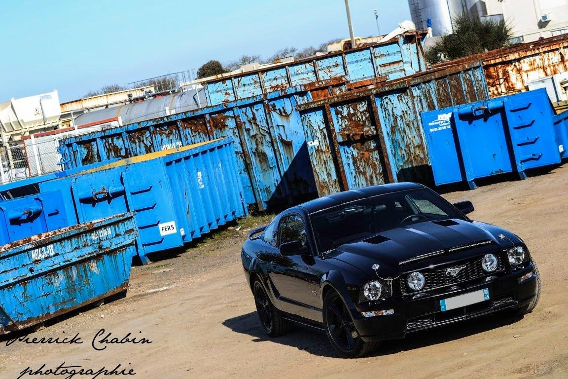 Mustang GT - French Muscle