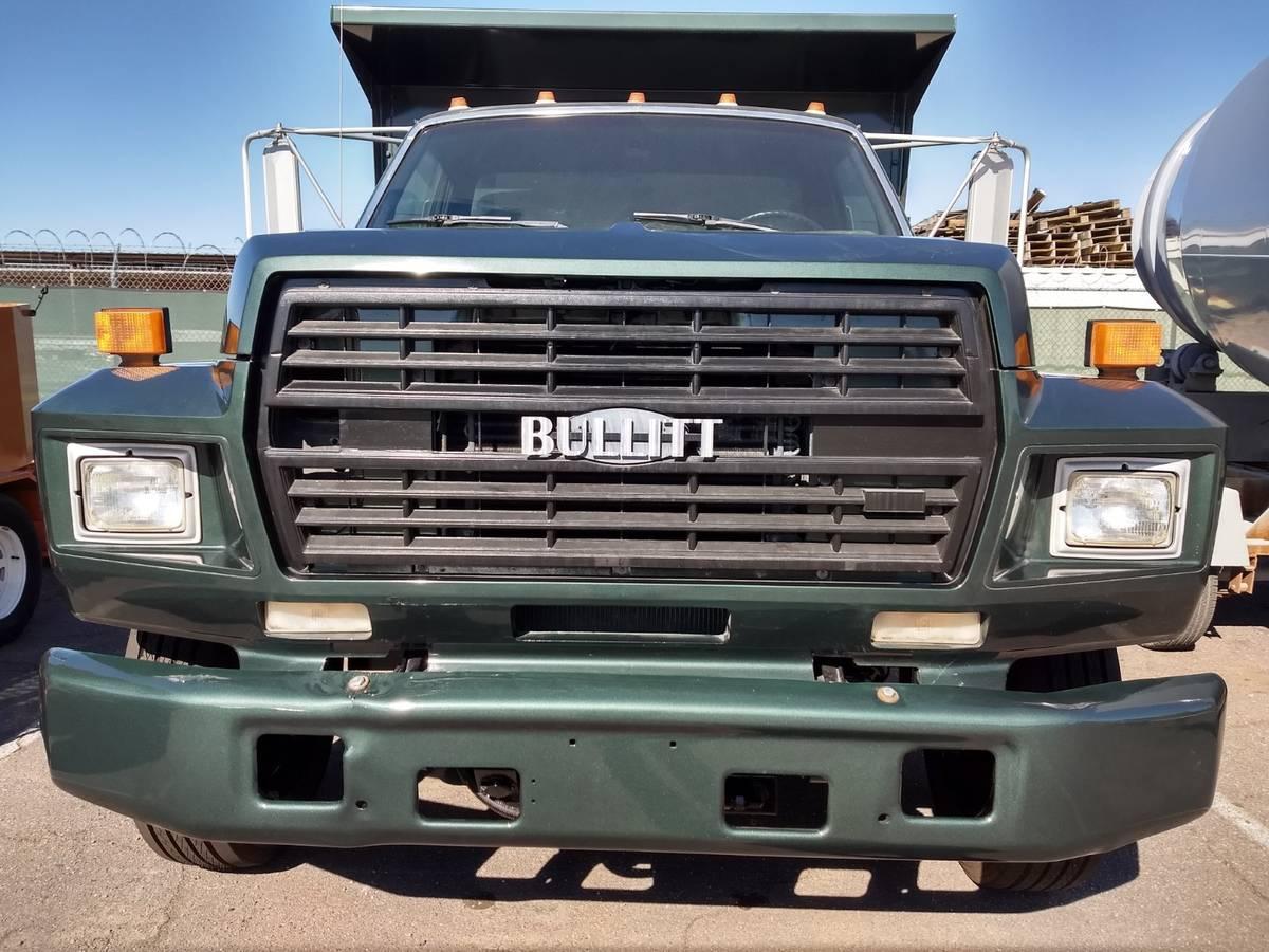 Ford F700 Bullitt