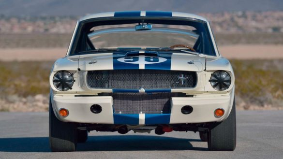 1965 Mustang Shelby GT 350R Prototype