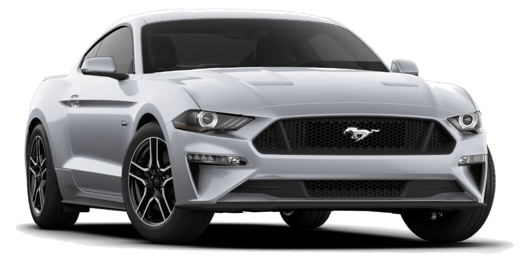 2020 MUSTANG Iconic Silver