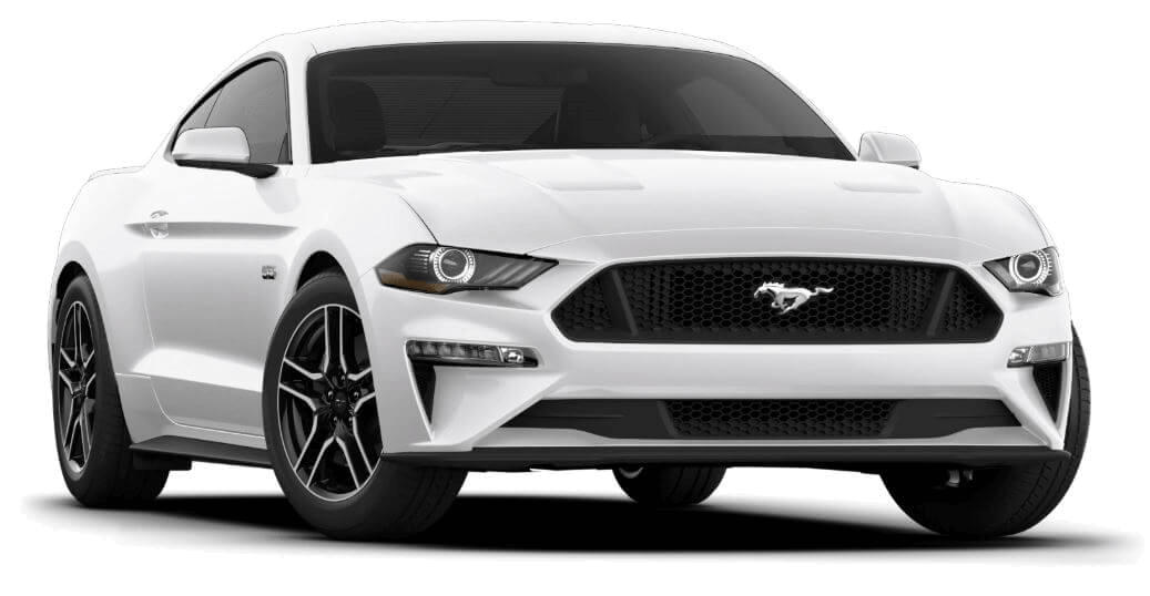 2020 MUSTANG Oxford White