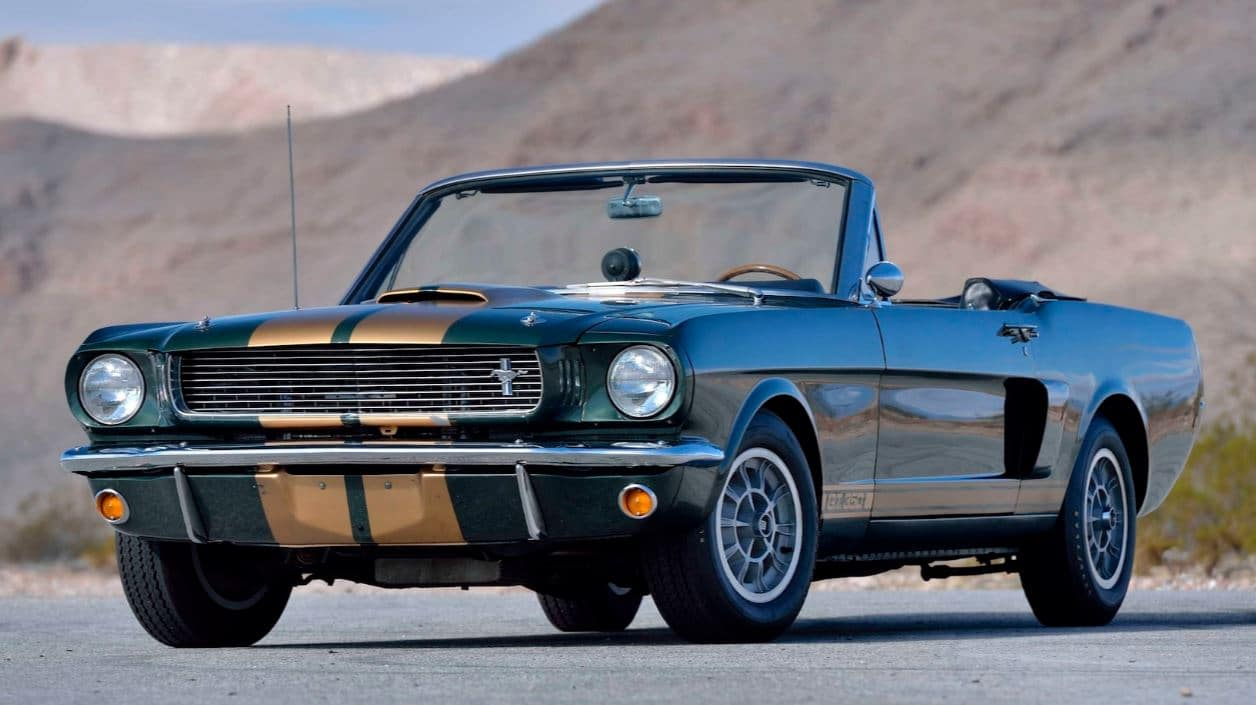 1966 Ford Mustang Shelby GT350 Convertible