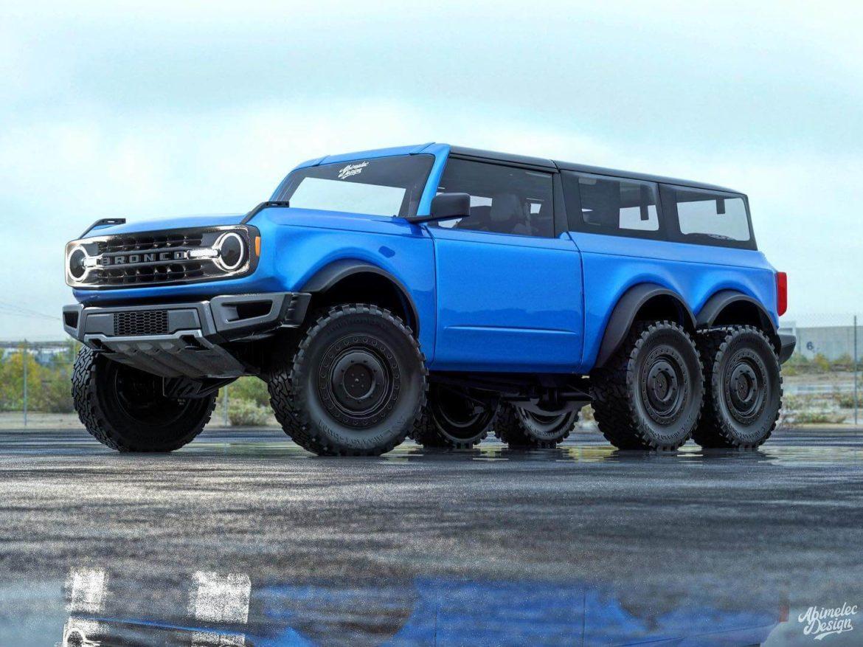 Abimelec Design Bronco 6x6