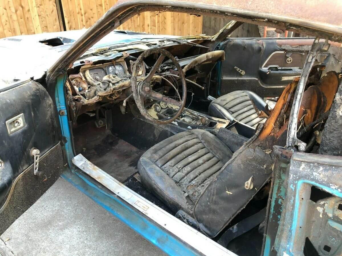 1970 Shelby GT500 428SCJ Drag Pack