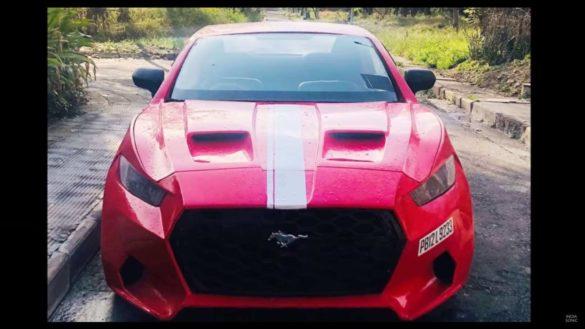 Ford Mustang - Raj Customs