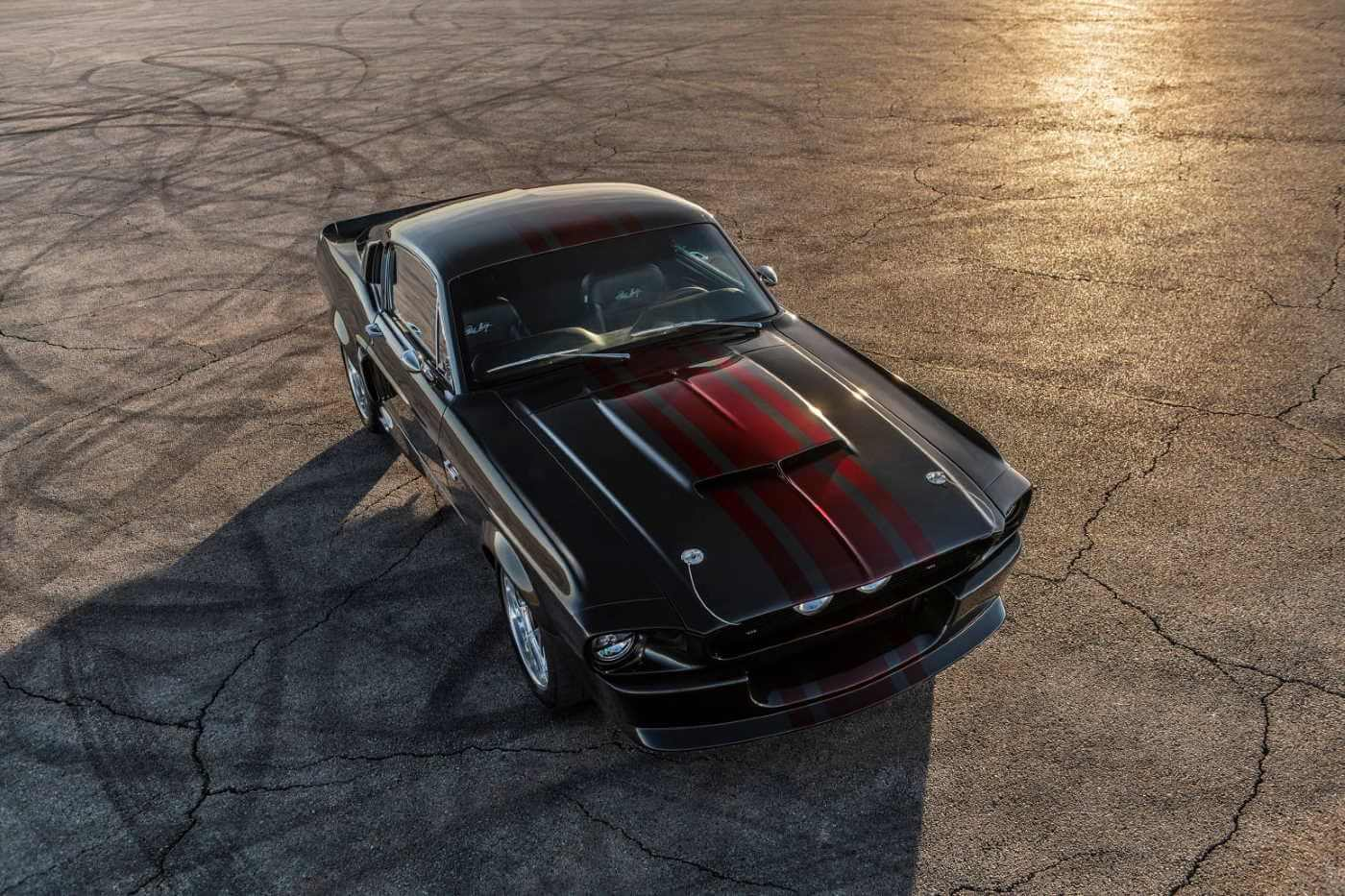 1967 Shelby GT500CR