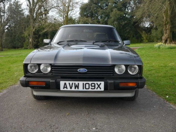 1981 Ford Capri 2.8 Injection