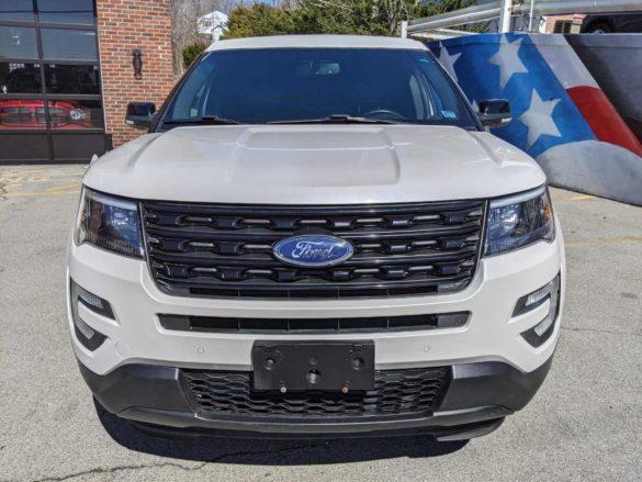 Ford Explorer Limousine 2016