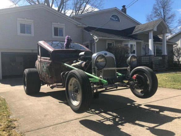 Hot Rod Ford 1931