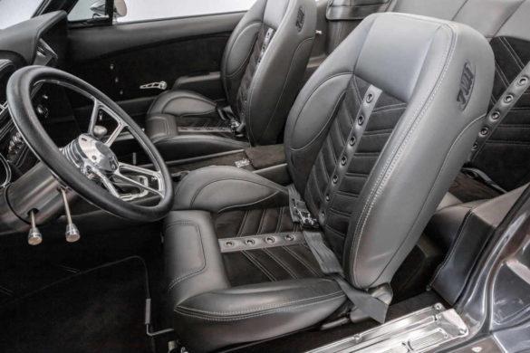 1968 Ford Mustang Convertible Restomod