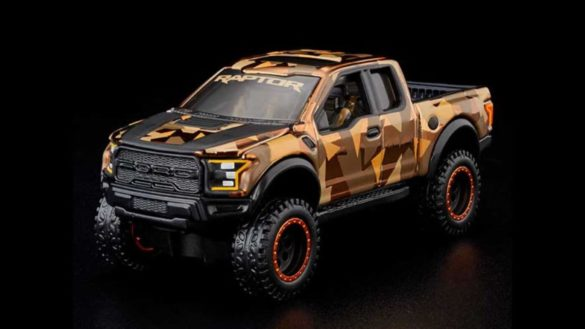 Ford F-150 Raptor Hot Wheels Collectors