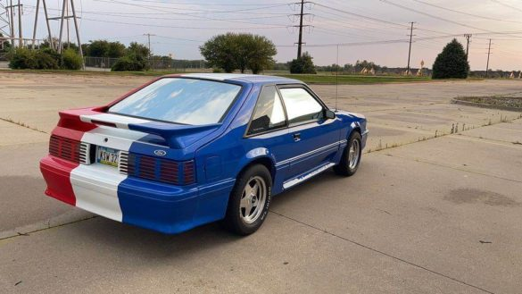 1987 Ford Mustang Foxbody
