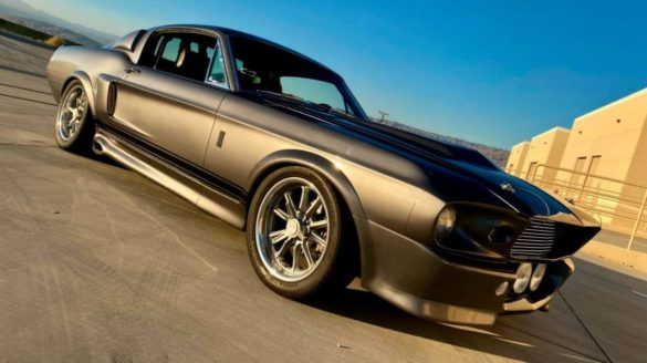 Ford Mustang Eleanor 1968